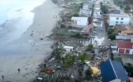 Chile đón Quốc khánh trong đống hoang tàn sau động đất