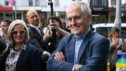 Thủ tướng Australia công bố nội các mới