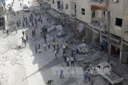 Mỹ, Đức khẳng định vai trò của Nga trong vấn đề Syria