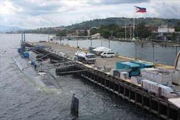 """Lo Trung Quốc, Philippines có thể """"mời"""" Mỹ trở lại Vịnh Subic"""