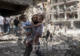 Châu Âu tìm giải pháp cho cuộc nội chiến Syria