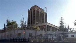 Quân nổi dậy nã pháo vào Đại sứ quán Nga tại Syria