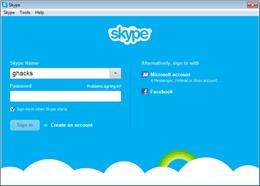 Skype khắc phục sự cố kết nối
