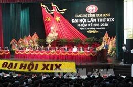 Xây dựng Nam Định thành trung tâm kinh tế vùng đồng bằng sông Hồng