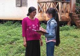 Người phụ nữ tận tâm với buôn làng