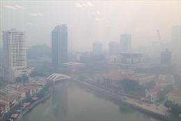 Các trường học Singapore đóng cửa do ô nhiễm khói bụi