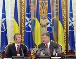 Học thuyết quân sự mới của Ukraine nối lại việc gia nhập NATO