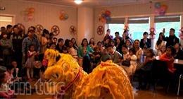 Người Việt tại Na Uy vui Tết Trung thu