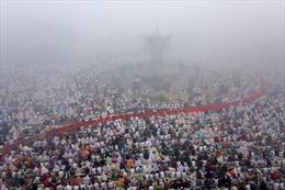 Đông Nam Á ngột ngạt vì khói cháy rừng
