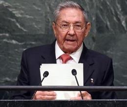Chủ tịch Cuba nêu điều kiện bình thường hóa quan hệ với Mỹ