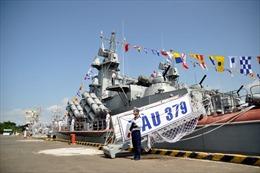 Nga bàn giao cho Việt Nam cặp tàu hộ vệ tên lửa