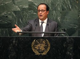 Pháp cân nhắc lập vùng cấm bay tại miền Bắc Syria