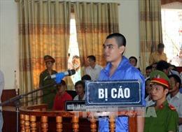 Tử hình hung thủ giết 4 người tại Nghệ An