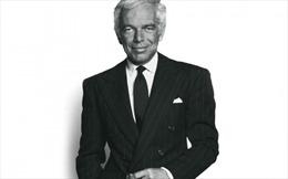Huyền thoại thời trang Ralph Lauren rời ghế CEO