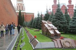 Trước mùa thu vàng ở Nga