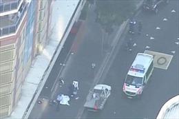 Vụ nổ súng Sydney liên quan khủng bố
