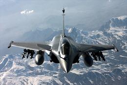 Ấn Độ cần cả trăm chiến đấu cơ Rafale