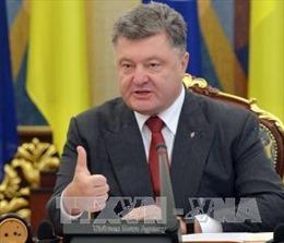 Tổng thống Ukraine thông báo hoãn bầu cử ở Donbass