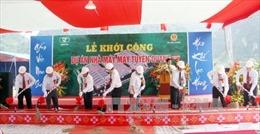 Khởi công xây dựng nhà máy may Tuyên Quang