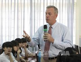 TPP - bước tiến tăng cường quan hệ kinh tế Việt Nam-Hoa Kỳ