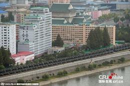 Triều Tiên bắt đầu lễ duyệt binh lớn nhất lịch sử
