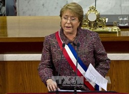 Tổng thống Chile đánh giá cao thỏa thuận TPP