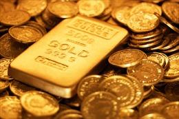Giá vàng vọt lên cao nhất 7 tuần