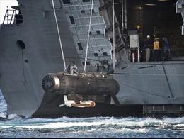 Hải quân Mỹ thẩm định hệ thống quét thủy lôi điều khiển từ xa