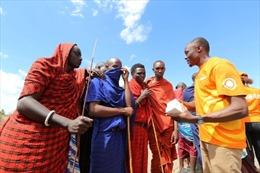 Phủ sóng viễn thông Halotel tại thị trường Tanzania