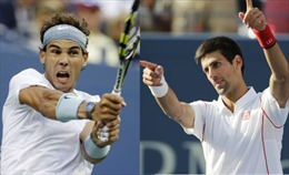 Djokovic thắng tốc hành, Nadal chật vật tại Thượng Hải Masters