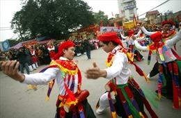 Những điệu múa dân gian đất kinh kỳ