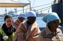 Cảnh báo nạn buôn bán phụ nữ từ Nigeria tới Italy