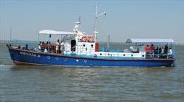 Chìm thuyền tại Ukraine, 12 người thiệt mạng