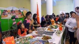 Việt Nam tham gia lễ hội văn hóa, ẩm thực châu Á tại Kiev