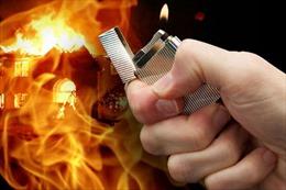 Mua xăng đốt phòng trọ, hai đối tượng bị tạm giữ