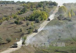 Các bên xung đột Ukraine rút vũ khí giai đoạn 2