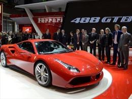 Ferrari thu 10 tỷ USD trong ngày đầu niêm yết tại Phố Wall