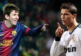 Danh sách rút gọn Quả bóng Vàng FIFA 2015: Messi và Ronaldo dẫn đầu