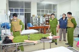 Điều tra khẩn vụ 2 chiến sĩ công an thương vong khi làm nhiệm vụ