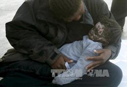 Hàng chục thi thể người di cư dạt vào bờ biển Libya