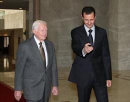 """Kế hoạch """"Bộ Ngũ"""" để kết thúc cuộc chiến Syria"""