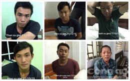 Bắt 6 nghi can vụ giết người chấn động dư luận tại TPHCM