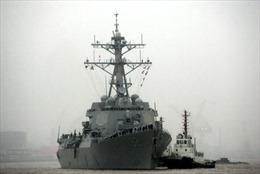 """Mỹ phái tàu tuần tra """"đảo nhân tạo"""" vì hết kiên nhẫn với Trung Quốc"""