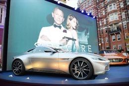 """Lễ công chiếu Hoàng gia của """"Điệp viên 007"""" tại London"""