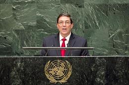 Cuba kêu gọi Mỹ chấm dứt chính sách phong tỏa