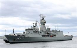 Australia hoãn tập trận hải quân với Trung Quốc
