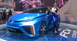 Toyota Việt Nam ra mắt 9 mẫu xe thế hệ đột phá hoàn toàn mới