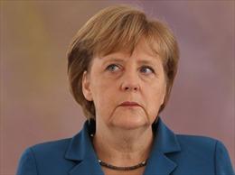 """""""Kỷ nguyên vàng của bà Merkel"""" đang khép lại"""