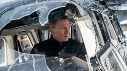 James Bond lập kỷ lục doanh thu phòng vé ở Anh