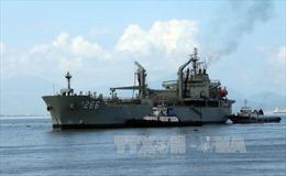 Tàu Hải quân Australia thăm hữu nghị thành phố Đà Nẵng